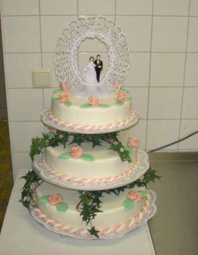 Hochzeitstorten Bild 32