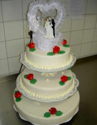 Hochzeitstorten Bild 35