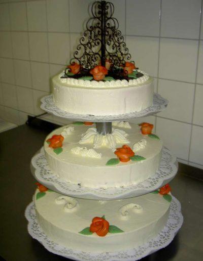 Hochzeitstorten Bild 8