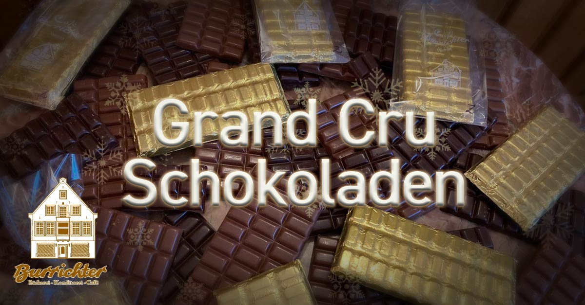 Gran Cru Schokolade-Burrichter-Vechta